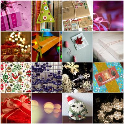 Presents-Mosaic