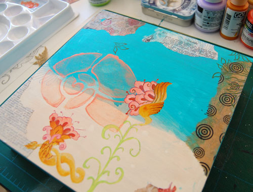 Seashell-Flowers-2