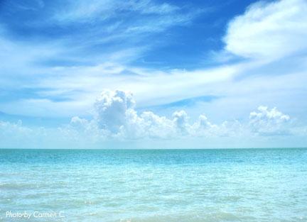 BlueSky&Ocean