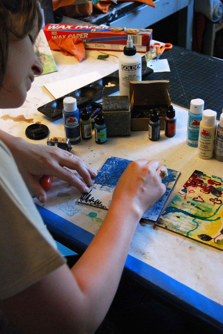 Jess-creating