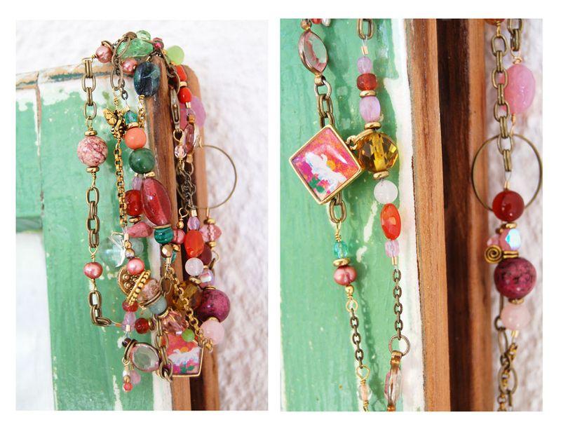 Pink&green&brass-2