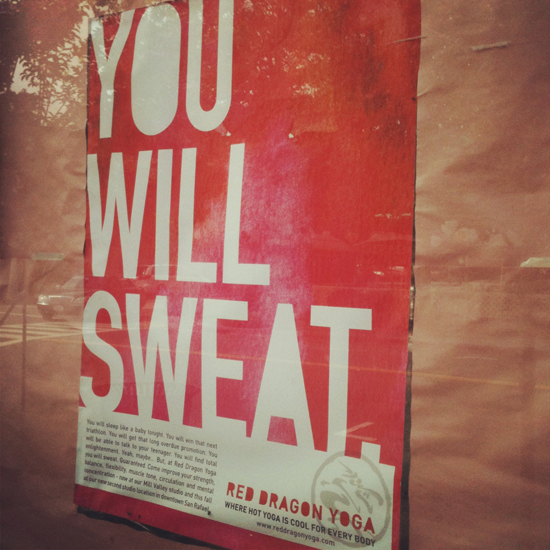 You-will-sweat