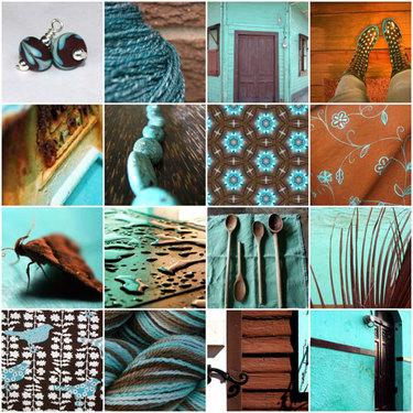 athena dreams design turquoise brown. Black Bedroom Furniture Sets. Home Design Ideas